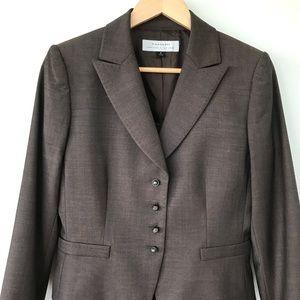 Office chic! Tahari suit.